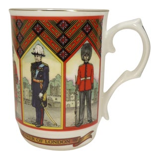 Sadler Fine Bone China Tower of London Mug
