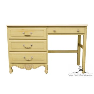 Late 20th Century Vintage American of Martinsville Cotillion Collection French Provincial Desk Preview