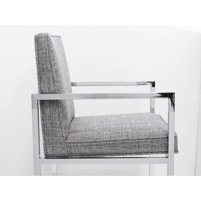 1970s Milo Baughman Mid-Century Modern Desk Chair For Sale - Image 5 of 10