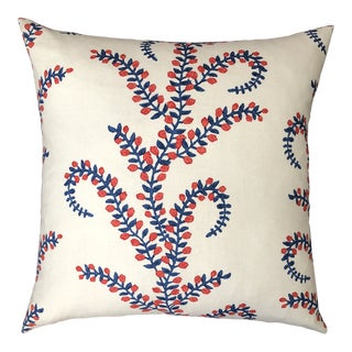 John Robshaw Prasana Pillow For Sale