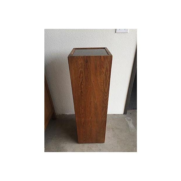 Brown Saltman Display Pedastal - Image 2 of 8