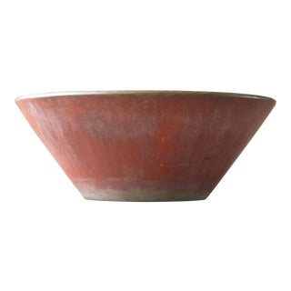 Architectural Pottery LaGardo Tackett Wok