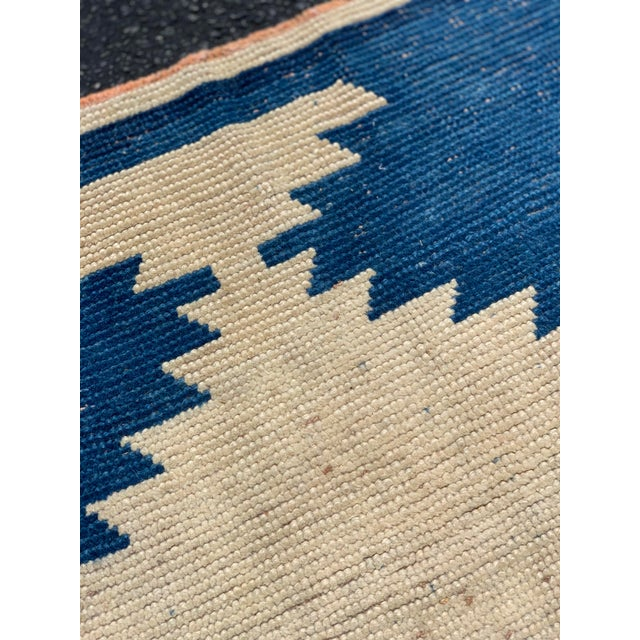Textile 1950's Vintage Persian Gabbeh Tribal Rug- 3′1″ × 5′9″ For Sale - Image 7 of 11