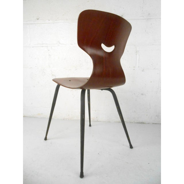 Adam Stegner for Pagholz Flötotto Sculpted Chairs - Set of 6 For Sale - Image 5 of 9