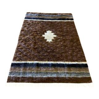 Vintage Turkish Tulu Rug For Sale