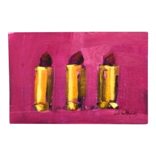 Megan Coonelly Pink Lipstick Trio #05
