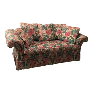 Floral Sofa For Sale