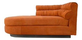 Image of Orange Chaises