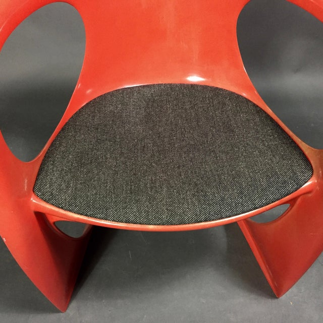 Alexander Begge Casalino Chair for Casala, 1970s, Germany For Sale - Image 11 of 12