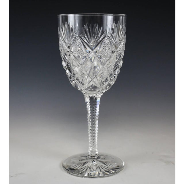 Stemware Service for 12 in Florence Pattern by Saint Louis - Set of 108 - Image 3 of 7