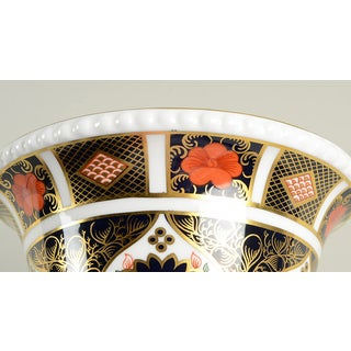Royal Crown Derby Old Imari Small Cachepot Preview
