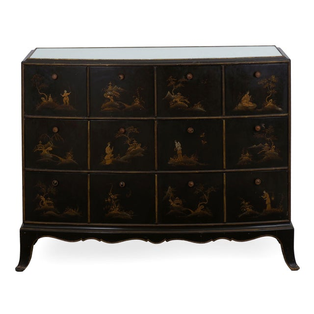 Something of a show-stopper, this gorgeous chest of drawers is of remarkable quality with fantastic aesthetics. It is...