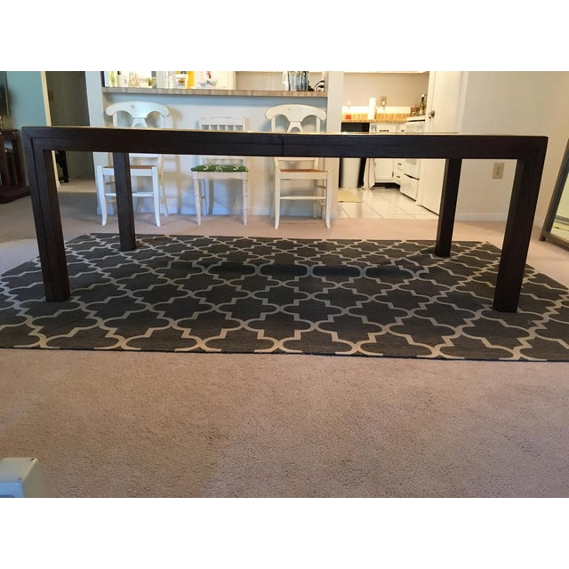 Henredon Parsons Dining Table - Image 2 of 7