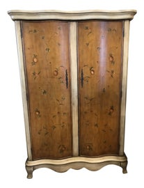 Image of Art Deco Armoires Wardrobes and Linen Presses