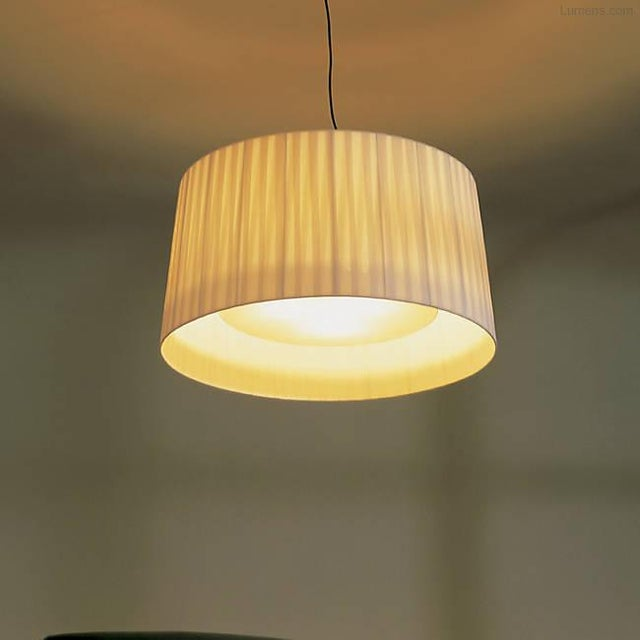 Contemporary Santa and Cole Gt5 Drum Pendant Light For Sale - Image 3 of 3