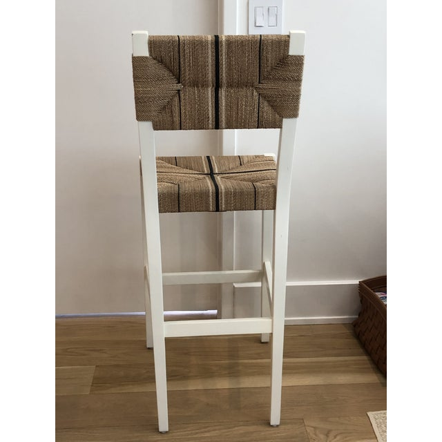 Modern Modern Carson Counter Stools- A Pair For Sale - Image 3 of 5