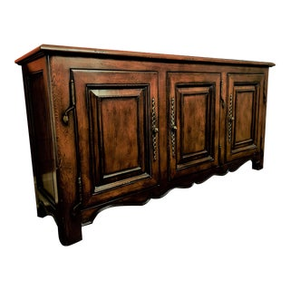 Late 20th Century French Style Buffet For Sale