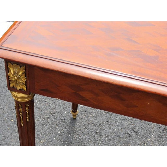 Louis XV Style Parquetry Inlaid Ladie's Desk For Sale In Philadelphia - Image 6 of 8