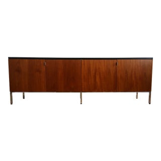 1950s Florence Knoll for Knoll Teak Credenza