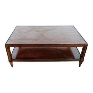 Swedish Woodbridge Furniture Coffee Table For Sale