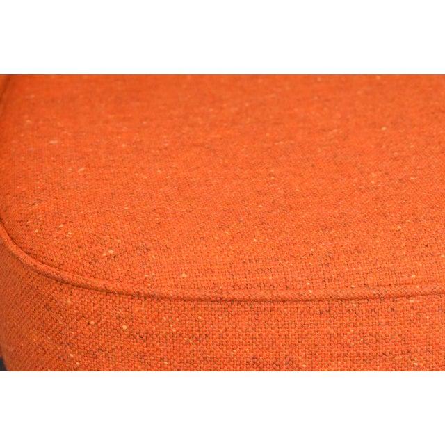 Orange Knoll Eero Saarinen Executive Armchair For Sale - Image 8 of 10