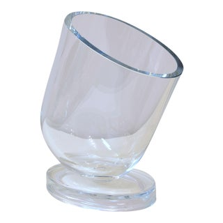 Global Views Glass Champagne Bucket
