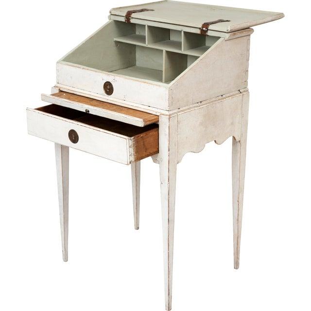 Swedish Gustavian Writing Desk - Image 3 of 6