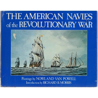 The American Navies of the Revolutionary War Book For Sale