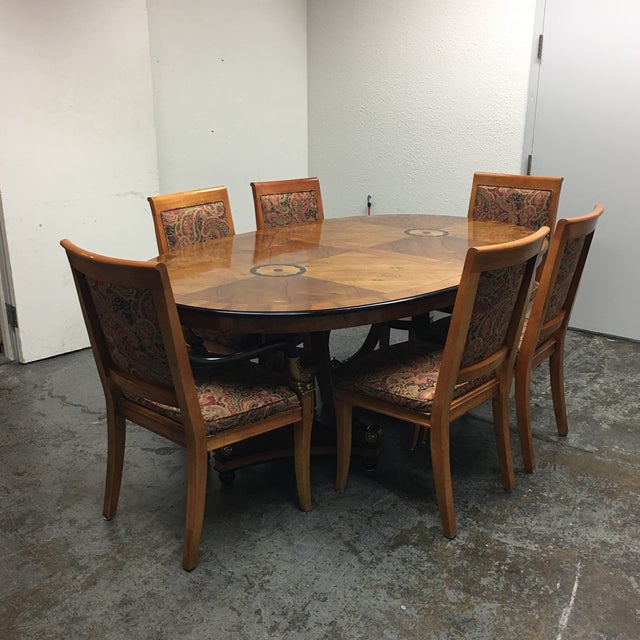 Capuan Collection Dining Set - Image 5 of 11