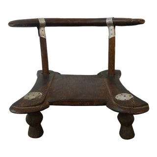 Handmade African Chair