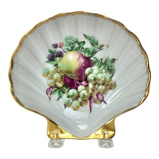 Limoges Shell Vanity Dish For Sale