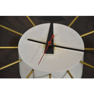 George Nelson White Ball Clock Preview