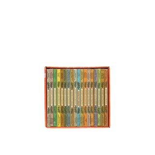 Children's Vintage Dandelion Library : Set of Eighteen Decorative Books