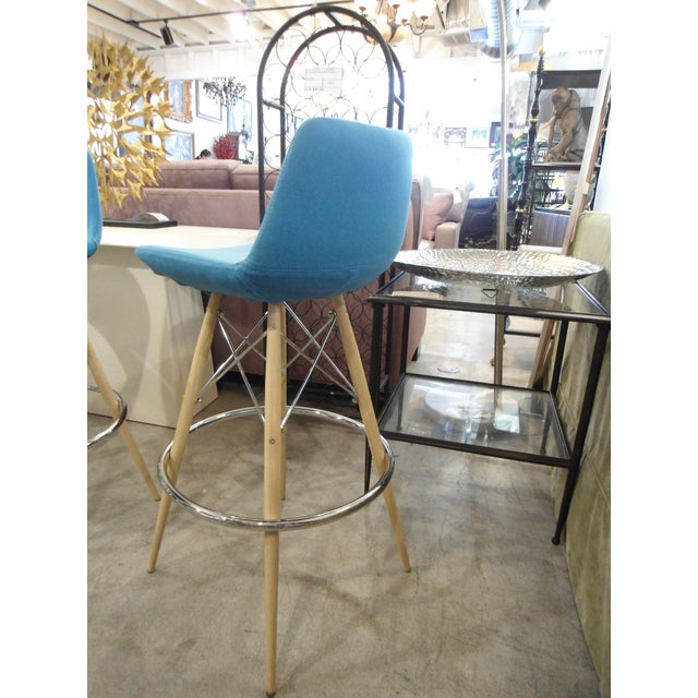 Pera MV Barstool by SohoConcept Furniture - A Pair - Image 7 of 8