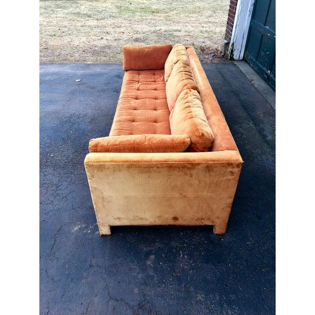 Vintage Mid Century Erwin Lambeth Sofa For Sale - Image 10 of 13