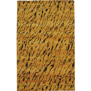 ModernArt - Customizable Instinct Rug (9x12)