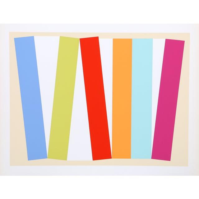 """Charles Hinman """"Dance"""" Serigraph - Image 1 of 2"""