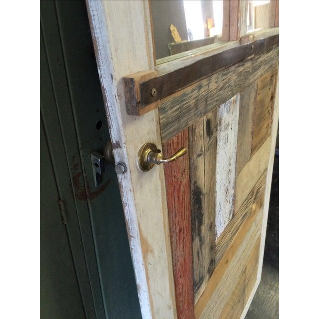 Rustic Barnwood Door - Image 5 of 6