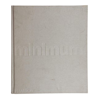 Minimum: Architecture & Photography Book For Sale