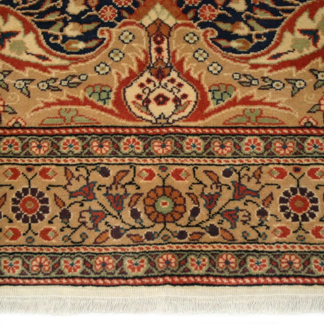 Islamic Vintage Kayseri Turkish Carpet - 4′10″ × 7′3″ For Sale - Image 3 of 5