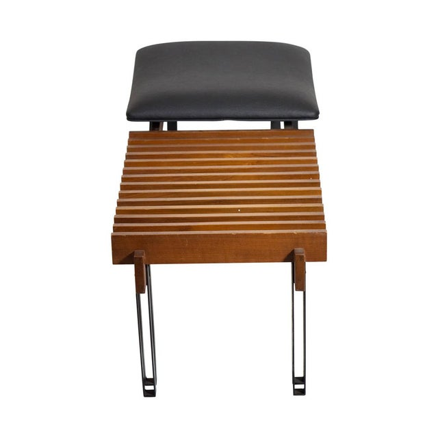 1960s Bench by Inge & Luciano Rubino, 1960s For Sale - Image 5 of 7