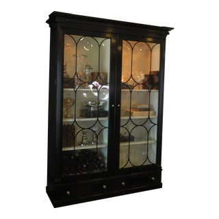 Ralph Lauren By Henredon Bel Air China Cabinet