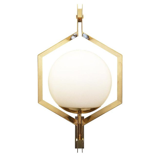 Modern Esagono Wall Light by formA For Sale - Image 3 of 8
