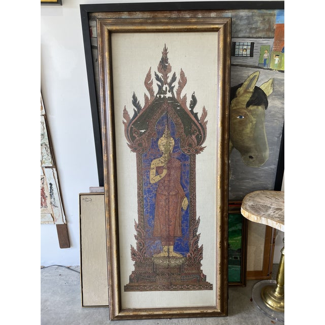 20th Century Indonesian Textile Art For Sale - Image 9 of 9