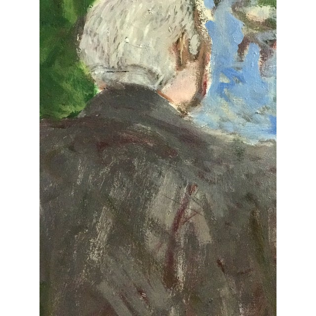 Homme Oui Bar Painting For Sale - Image 4 of 5