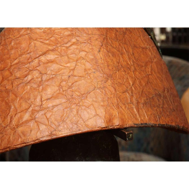 Modern Post-Modern Table Lamp by Coy Howard For Sale - Image 3 of 10