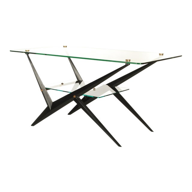 Glass Coffee Table - Image 1 of 2