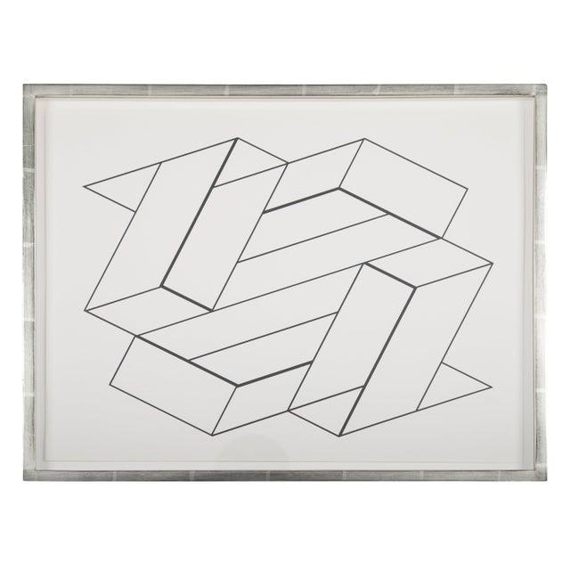 Modern Josef Albers From Formulation: Articulation, Folio II / Folder 21 Print For Sale - Image 3 of 3