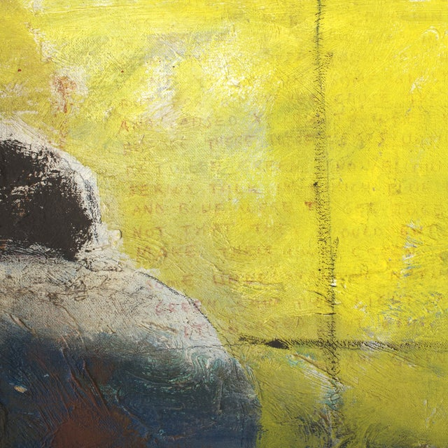 Original Expressionist Painting by Alberto Weller For Sale - Image 4 of 6