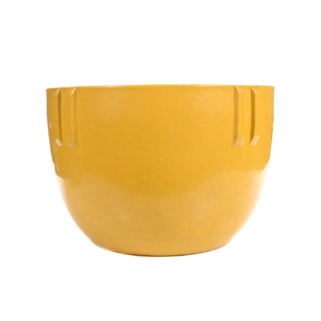 Bauer Original 1915 Indian Pot, Glazed Yellow - Image 7 of 9
